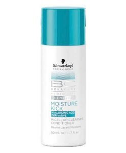 schwarkopf moisture kick cleansing conditioner 50ml