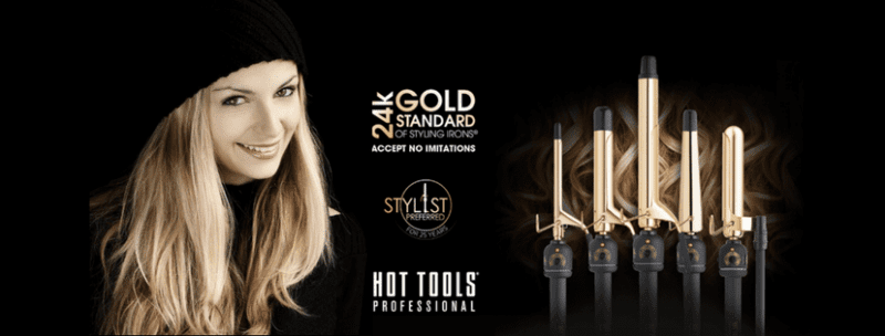hot tools advert
