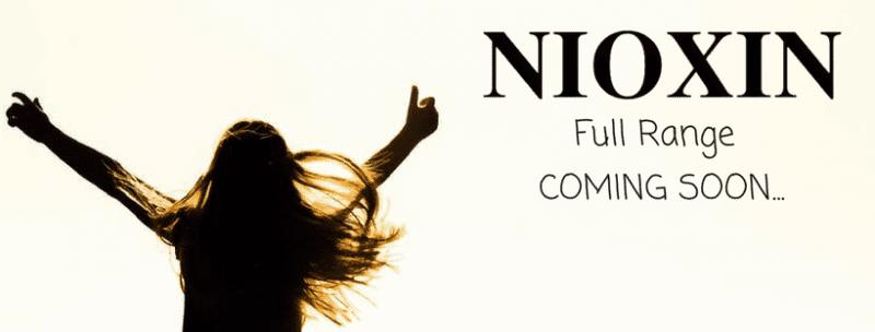 nioxin hair thinning