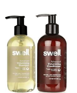 swell advanced volumizing shampoo and conditioner 250ml