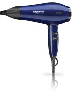 Buy BaByliss Pro Brilliance Cobalt Hair Dryer - Blue