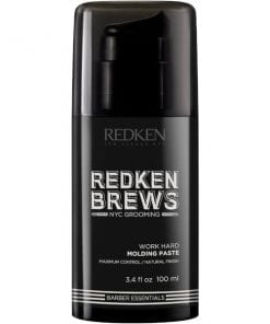 Redken Brews Men's Work Hard Molding Paste